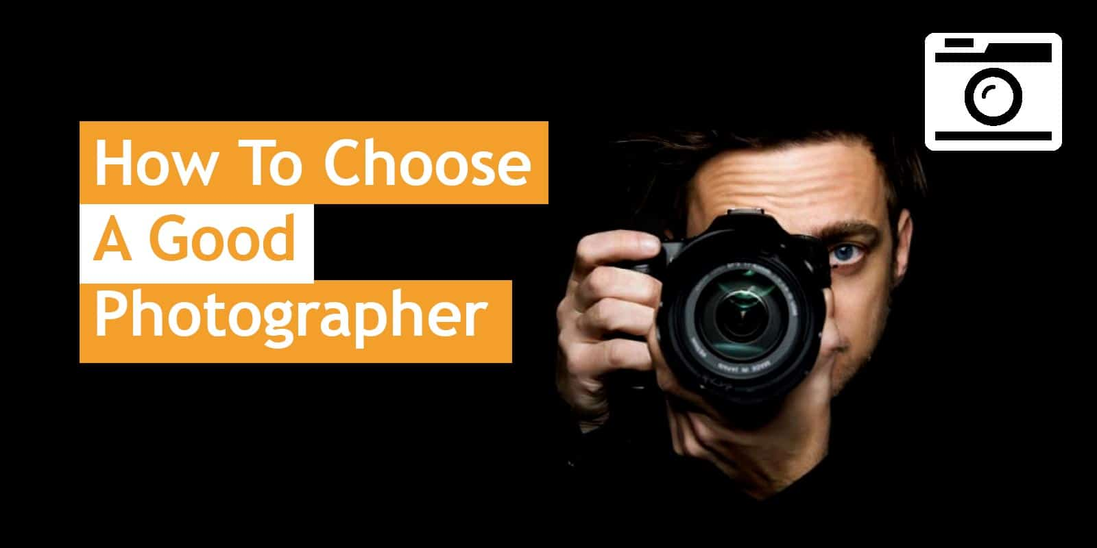 Header - how to choose a good photographer